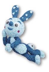 Mousse à Modeler Lapin Bleu