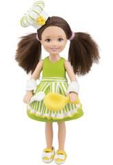 Vesti la tua Bambola da Cuoca con pasta Modellabile