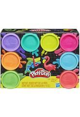 Play-doh Plastiline 8 vasetti Hasbro E5044EU4