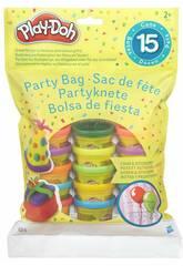 Play-doh Beutel mit 15 Mini-Gläsern Hasbro 18367EU4