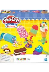 Playdoh Helados Deliciosos Hasbro E0042