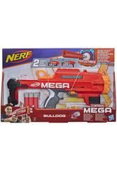 Nerf Mega Bulldog (blaster con dardi Accustrike) Hasbro E3057EU4