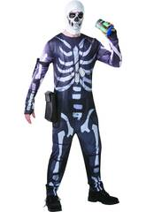 Déguisement Adulte Skull Trooper Fortnite Taille M