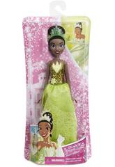 Poupée Princesses Disney Tiana Brillo Real Hasbro E4162EU40