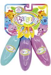 Bananes Pack de 3 Bandai 35000