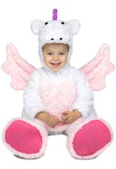 Disfraz Bebé L Unicornio Peluche