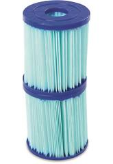 Cartucho Antibacterias Tipo I para Depuradora 1.249 l/h Flowclear Bestway 58510
