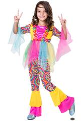 Disfraz Niña L Hippie