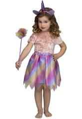 Tutu Licorne Violet Taille S