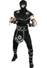 Disfraz Ninja Hombre Talla M
