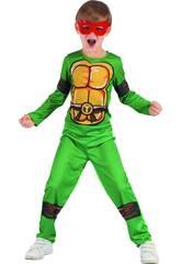 Disfraz Tortuga Niño Talla L