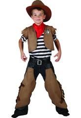 Déguisement Cow-Boy Enfant Taille L