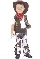 Kostüm Cowboy Baby Größe S