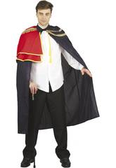 Disfraz Capa de Príncipe Hombre Talla L