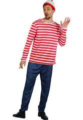Costume da Ricercato Uomo L
