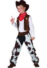 Costume Cowboy bambino S