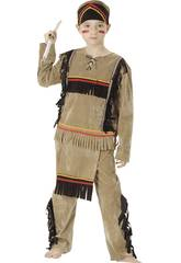 Disfraz Indio Niño Talla M