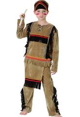 Disfraz Indio Niño Talla XL
