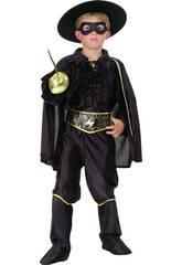 Disfraz Bandido Niño Talla L