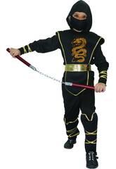 Disfraz Ninja Niño Talla S