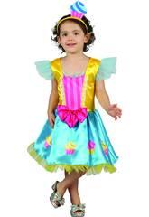 Kostüm Cupcake Baby Größe S