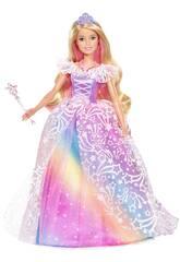 Barbie Súper Princesa Dreamtopia con Accesorios Mattel GFR45