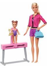 Barbie Stations de Jeux Sports Mattel FXP37