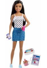 Barbie Skipper Babysitters de Bebés avec Accessoires Mattel FHY89