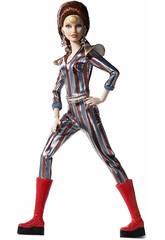 Barbie Colección David Bowie Mattel FXD84