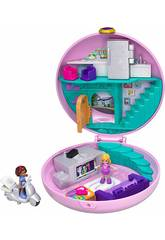 Polly Pocket Coffre Donut Fête de Pyjamas Mattel GDK82