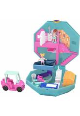 Polly Pocket Truhe Parfüm Spa Mattel GDK81