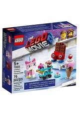 Lego Movie 2 : Les meilleurs amis d'Unikitty dans tout le monde 70822