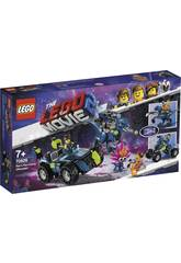 The Lego Movie 2 Il Fuoristrada Rex-tremo di Rex 70826