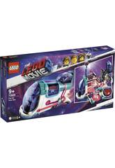 Lego Movie 2 Party Bus Pop-Up 70828