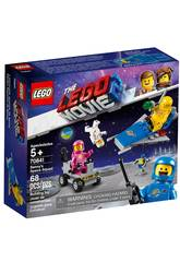 The Lego Movie 2 La squadra spaziale di Benny 70841