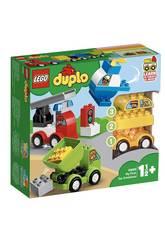 Lego Duplo Meus Primeiros Carros 10886