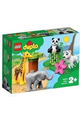 Lego Cuccioli della savana 10904