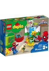 Lego Duplo Spiderman und Electro 10893