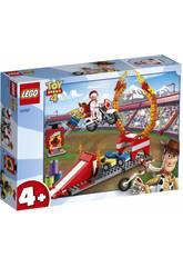 Lego Juniors Toy Story 4 Espectáculo Acrobático de Duke Caboom 10767