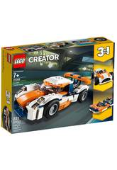 Lego Creator Voiture de Course Sunset 31089
