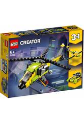 Lego Creator 3 en 1 Aventura en Helicóptero 31092