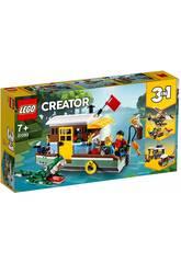 Lego Creator 3 en 1 Casa Flotante del Rio 31093