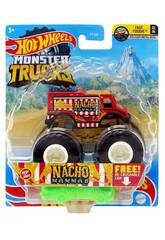Hot Wheels Veículo Monster Truck 1:64 Mattel FYJ44