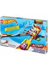 Hot Wheels Pista Campione di Scontri Mattel GBF89