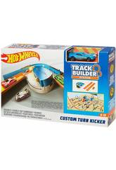 Hot Wheels Trackbuilder Kit Curva Ajustable Mattel FPG95