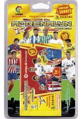 Adrenalyn Blister 7 Päckchen Trading Cards 2018-2019 Panini 3714BLIE