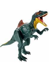 Jurassic World Dinossauro Ataque Duplo Mattel GDT38