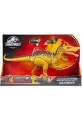 Jurassic World Dinossauro Super Ataque Duplo Mattel GDL05