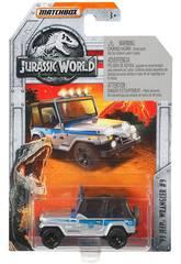 Jurassic World Veículo Die Cast Mattel FMW90