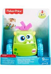 Fisher-Price Baby Mostriciattolo Premi e Vai Mattel DRG15